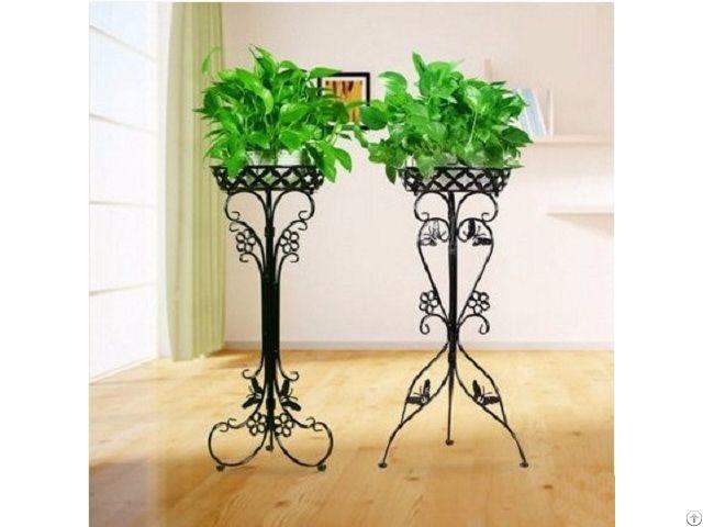 Modern Wrought Iron Garden Rack