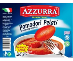 Gecom Offers Italian Canned Tomatoes
