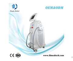 Ce Approved Permanent 808nm Diode Laser Beauty Machine