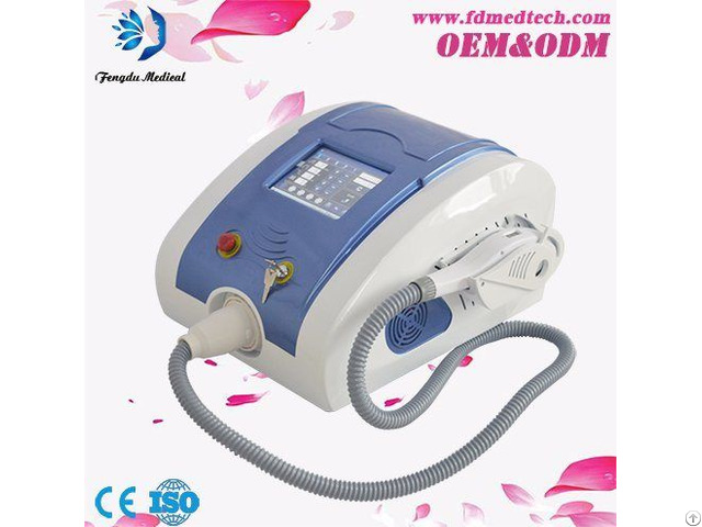 Multifunctional Opt Elight Ipl Shr Hair Removal Machine With Ce Approval