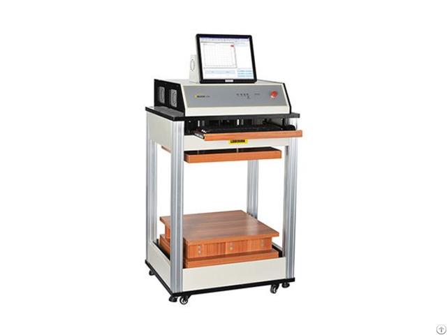 I Boxtek 1700 Box Compression Tester