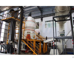 Hcm Vertical Grinding Mill