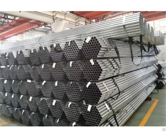 Pre Galvanized Steel Round Pipes