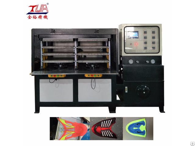 Kpu Shoe Equipment Making Machine
