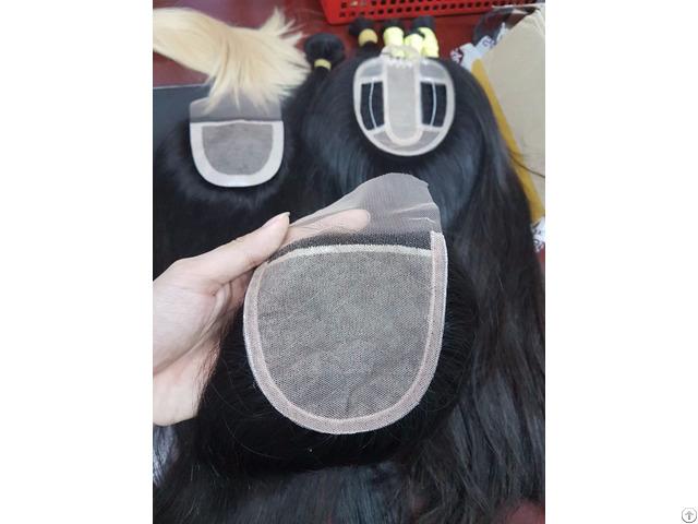 Whosales Vietname Hair Silk Base Closures High Quality Good Price