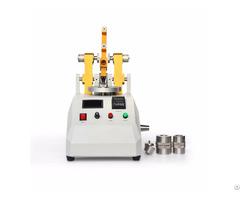 Taber Abrasion Resistance Test Machine