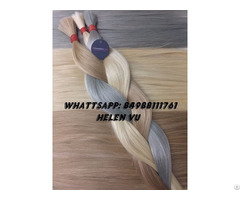 Whosales Human Vietnam Super Double Drawn Remy Hair High Quality Good Price