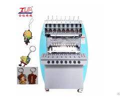Injection Machine For Making Keychain