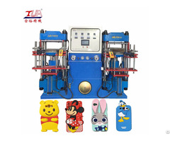 All Kined Of Silicone Mobiles Phone Cover Making Machine