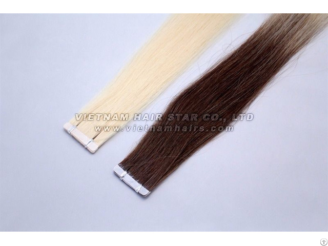 Whosales Pu Tape In Human Hair Extension Good Price High Quality