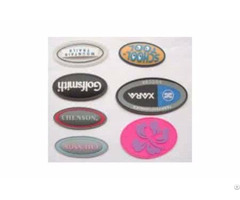 Rubber Name Tag Patch Producing Machine