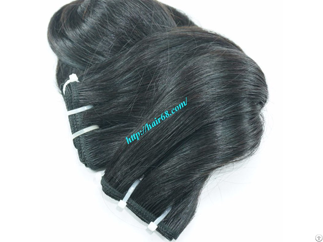 Good Weave Hair Extensions 8 Inch Double Straight