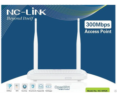 Nc Wr26 300mbps Wireless Router With Poe Port