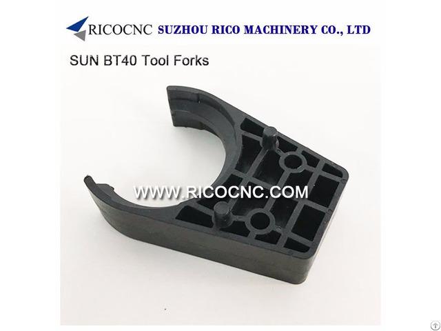 Sun Bt40 Toolholder Forks Cnc Tool Clips