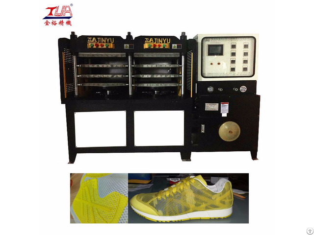 Factory Equipment Making Shoe Cover