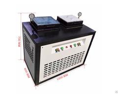 Production Line Silicone Material Vacuum Machine