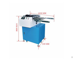Automatic Solid Silicone Cutting Machine