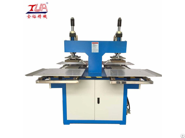 Rubber Silicone Bracelet Embossing Making Equipment