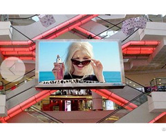 Indoor Led Display For Advertising P5