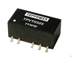1w 3kvdc Isolated Single And Dual Output Smd Dc Converters