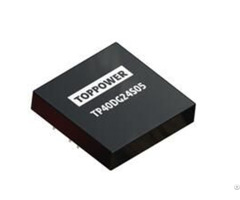 40w Wide Input Voltage Dc Converters