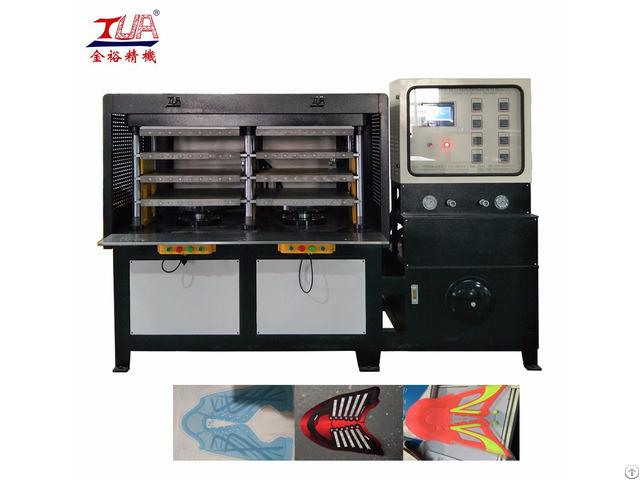Automatic Plastic Sandal Shoe Cover Making Machine