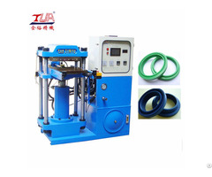 Silicone Hose Vulcanizing Press Machine
