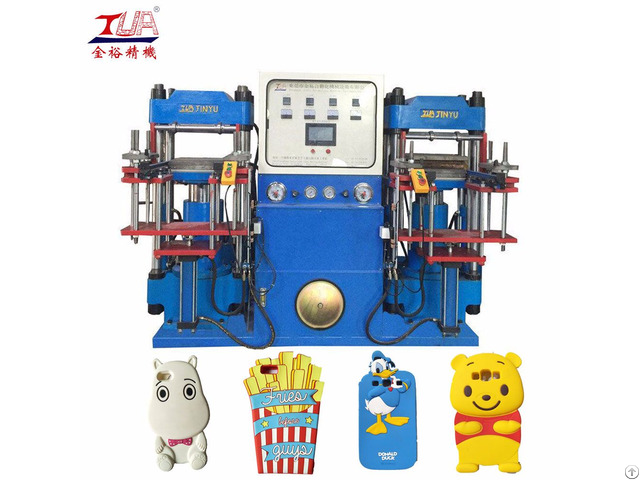 Mobile Phone Plastic Cover Making Machine
