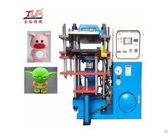 China Environmentally Friendly Silicone Production Hydraulic Making Machine