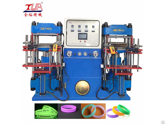 The Factory Production 2018 Russian World Cup Silicone Wristband Making Machine