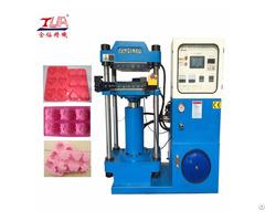 Auto Single Head Silicone Products Hydraulic Pressing Machine