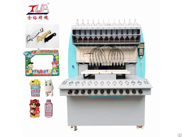 Russian World Cup Gift Silicone Phone Case Dispensing Machine
