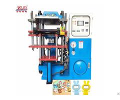 Silica Gel Bottle Stopper Molding Hydraulic Press