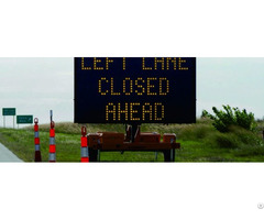 Mvms Mobile Variable Message Sign
