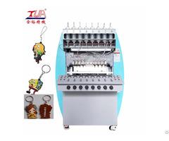 Gift Silicone Keychain Dispensing Machine
