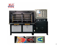 Men Basketball Shoes Hydraulic Press Machine