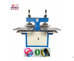 Silicon Wristband Alphabet Embossing Machine