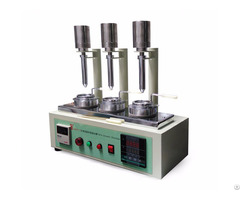 Rapid Grease Extraction Test Apparatus