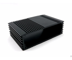 Extruded Heatsink Enclosure