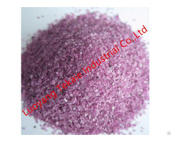 Pink Fused Alumina For Bonded And Coated Abrasives