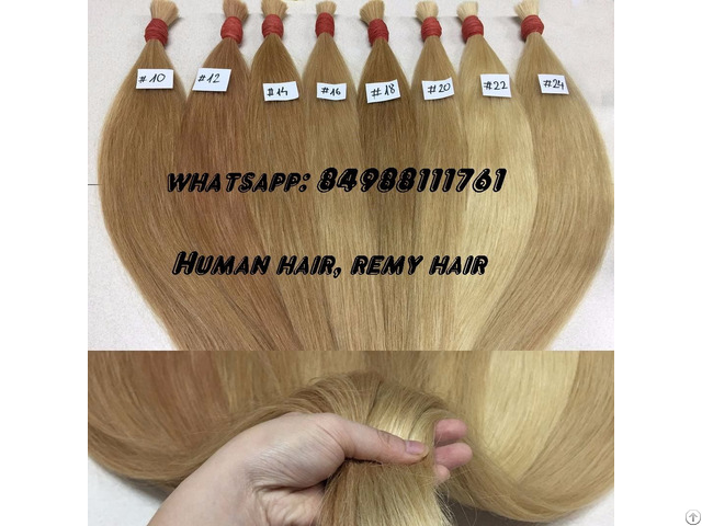 Standard Double Drawn Remy Hair High Quality Good Price