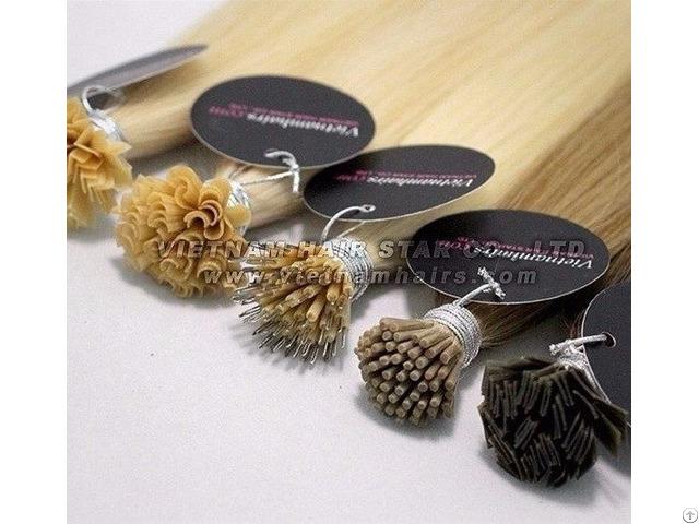 Prebonded Keratin Hair Extensions