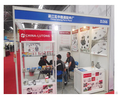 China Lutong Had Successed In Yiwu Auto Exhibition