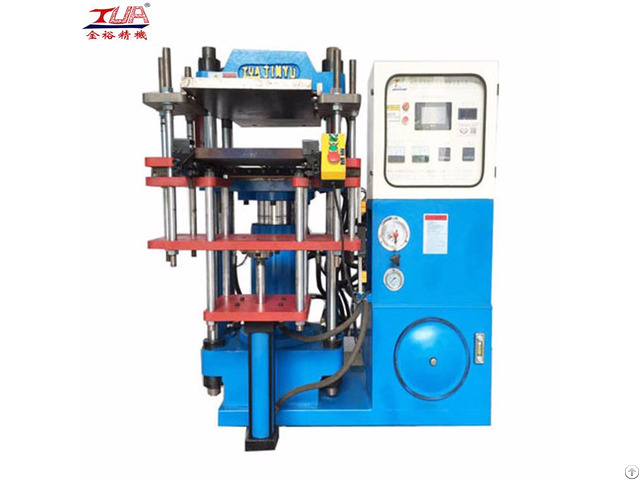 Environmental Silicone Bottle Stopper Moulding Machine
