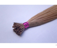 Wholesale Human Keratin I Tip Hair Extensions High Quality
