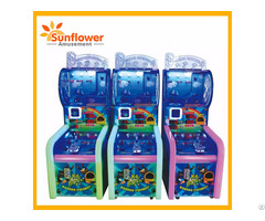 Cannon Paradize Kids Game Machine Ball Shooting Amusement Equipment