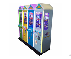 Amusement Center Coin Operated Toy Vending Prize Gift Crane Claw Machine