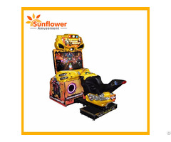 Super Bike Coin Operted Simulator Arcade Racing Car Game Machine