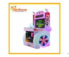 Popular Amusement Park Games Coin Operated Kids Shooting Machine