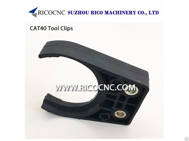 Cat40 Tool Clips Cnc Toolholder Forks